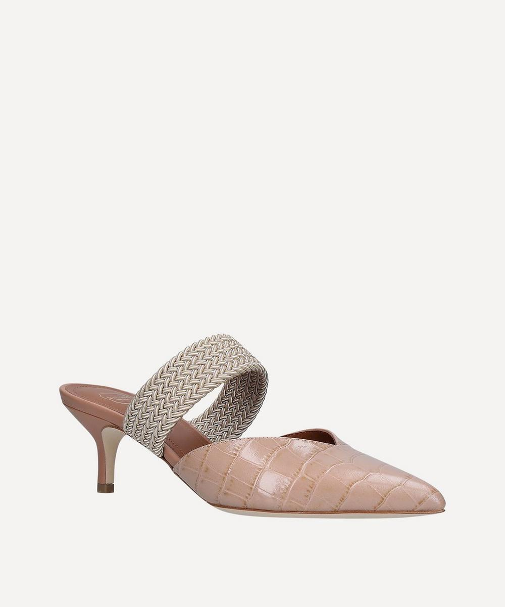 Maisie 45 Leather Mules