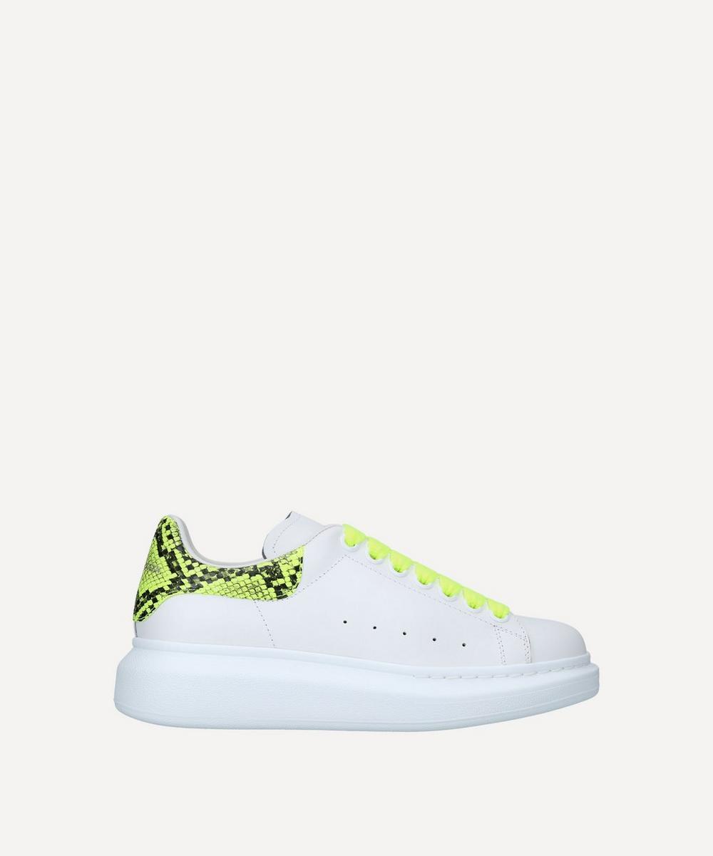 Runway Python Sneakers
