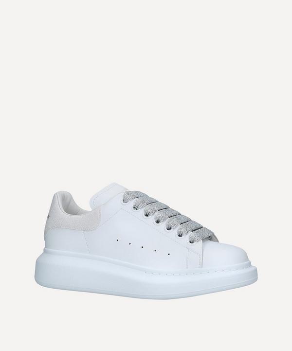 Alexander McQueen - Runway Glitter Sneakers
