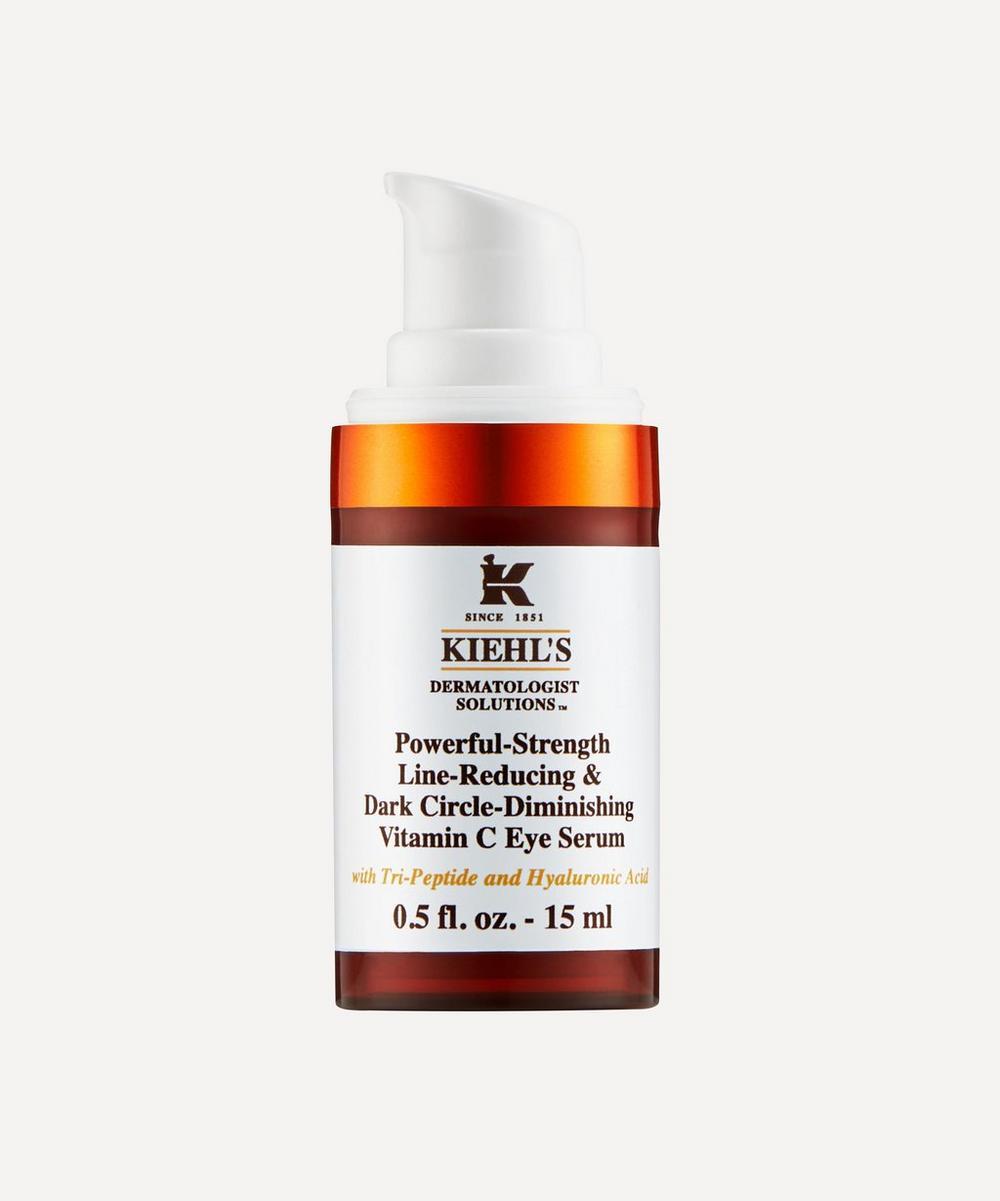 Kiehl's - Powerful-Strength Line-Reducing & Dark Circle Diminishing Vitamin C Eye Serum 15ml
