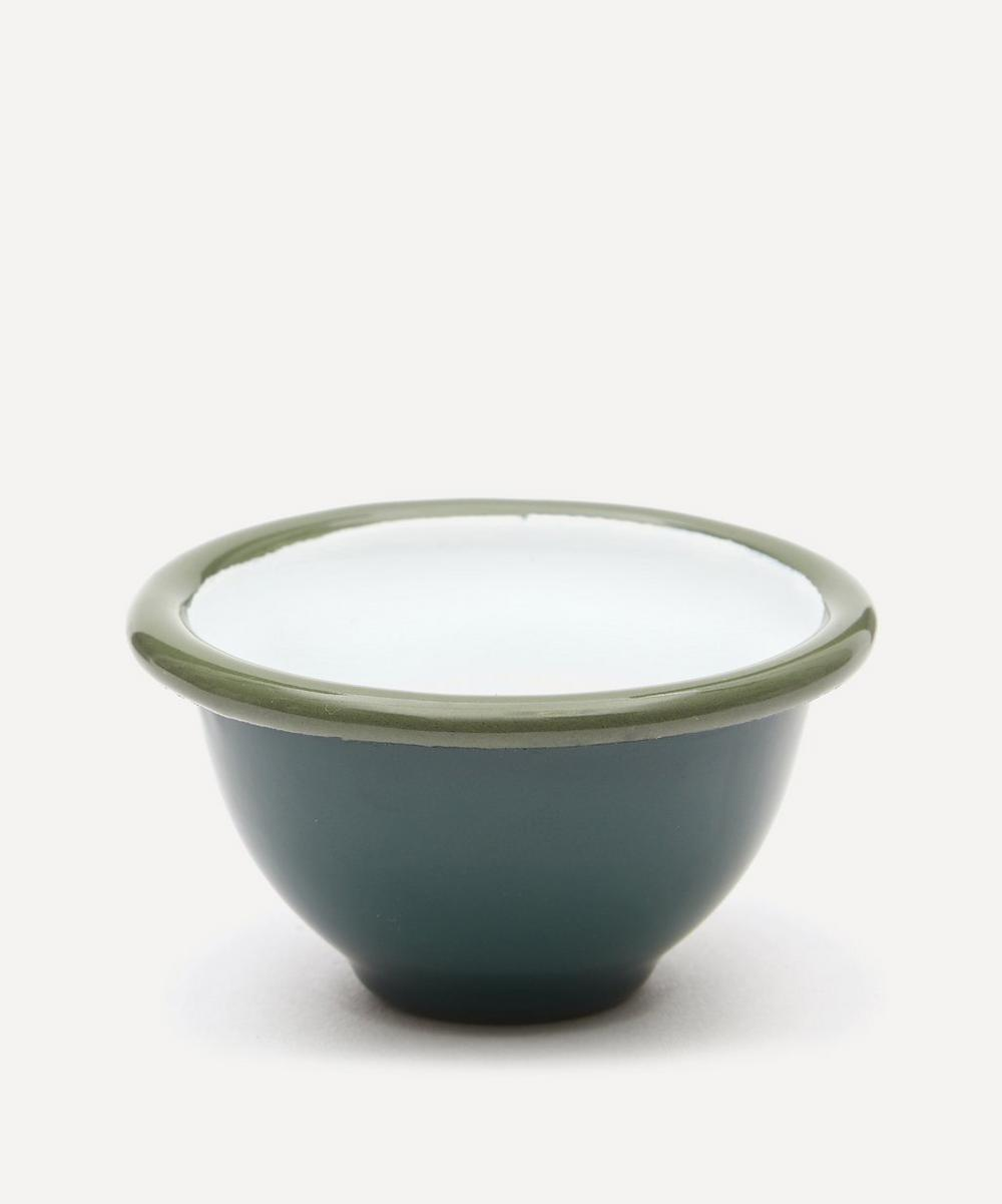 Enamelware Pinch Pot