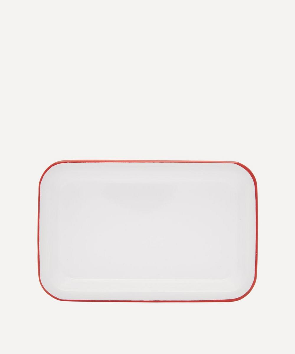 Enamelware Small Tray