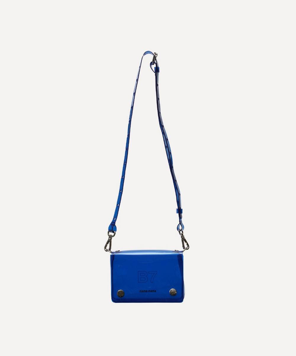 PVC B7 Cross-Body Bag
