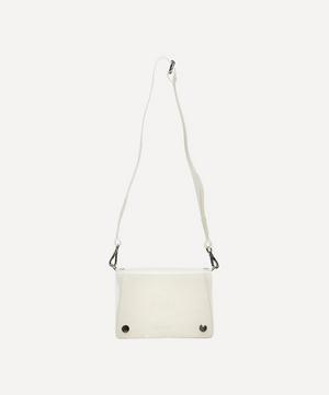 PVC B6 Cross-Body Bag