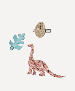 Parklife Dino Clip Set of Three