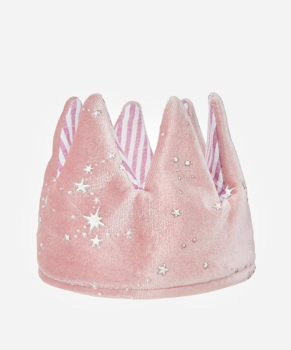 Mystical Velvet Crown 3-10 Years