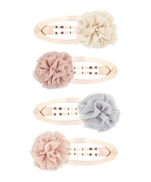 Ballerina Clic Clacs Set of Four