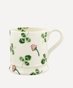Clover Flower Half-Pint Mug
