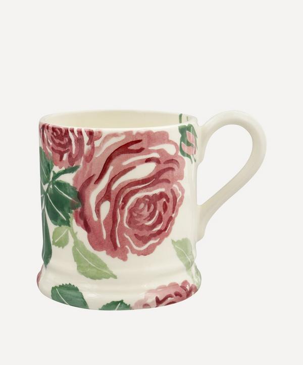 Emma Bridgewater - Pink Roses Half-Pint Mug