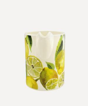 Vegetable Garden Lemons Large Straight Jug