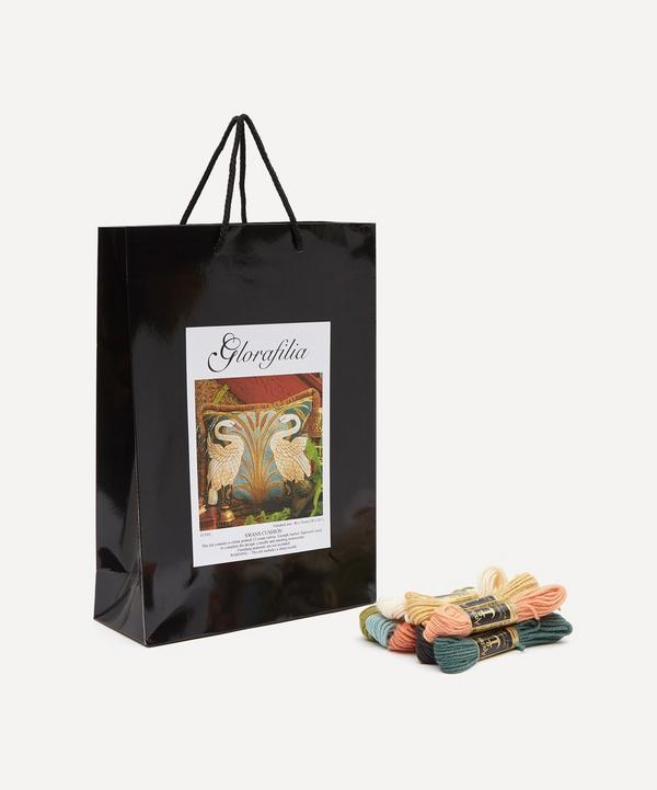 Glorafilia - Swans Cushion Needlepoint Kit