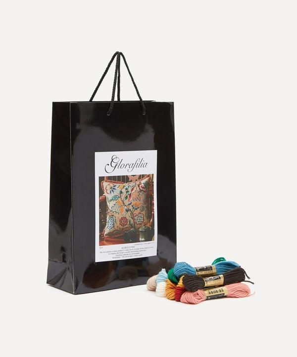 Glorafilia - Audley End Cushion Needlepoint Kit