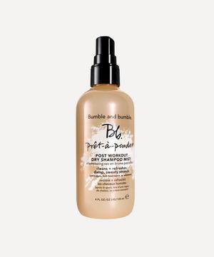 Prêt-à-Powder Post Workout Dry Shampoo Mist 120ml