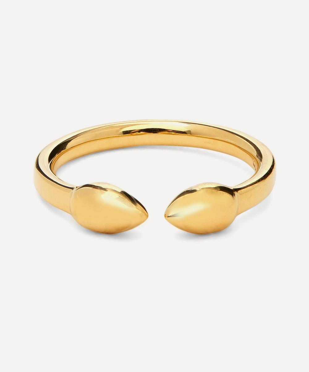 Gold Vermeil Fiji Bud Ring
