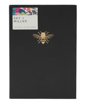 Bumble Bee Memo Notepad