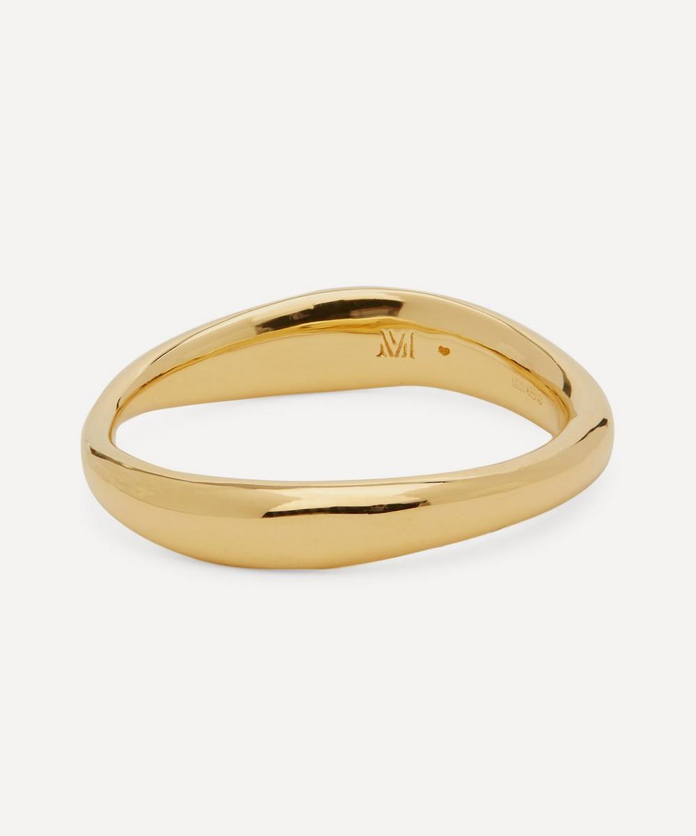 Gold Vermeil Nura Reef Stacking Ring