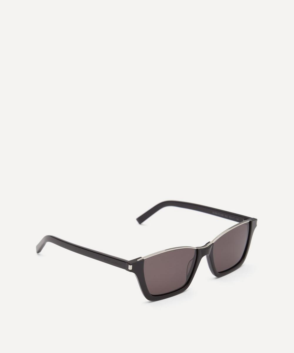 Dylan Rectangular Acetate Sunglasses