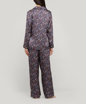 Liddell Silk Charmeuse Pyjama Set