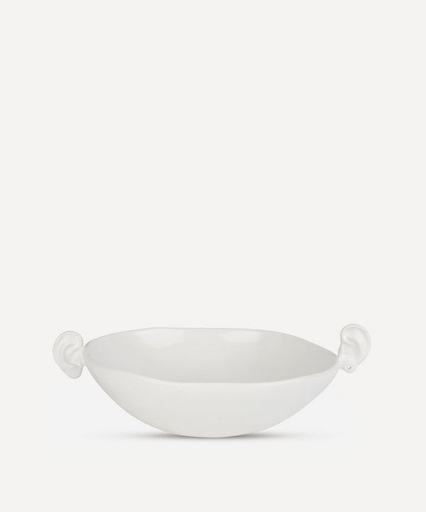 Anissa Kermiche - White Noise Bowl