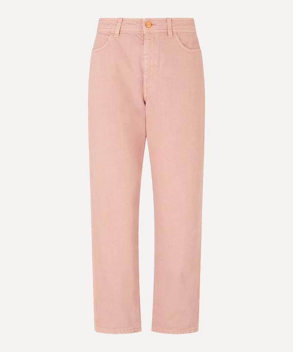 Edie Editor Straight Leg Jeans