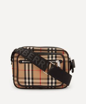Vintage Check Cross-Body Bag