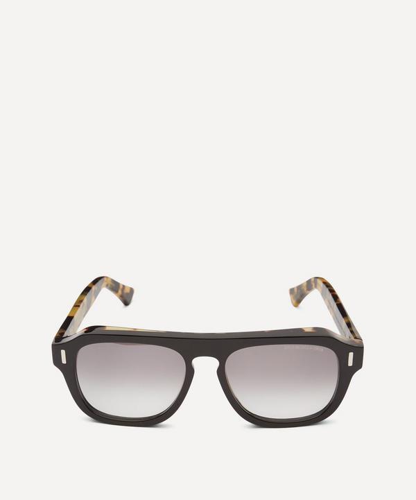 Cutler And Gross - 1319-06 Bold Flat-Top Sunglasses