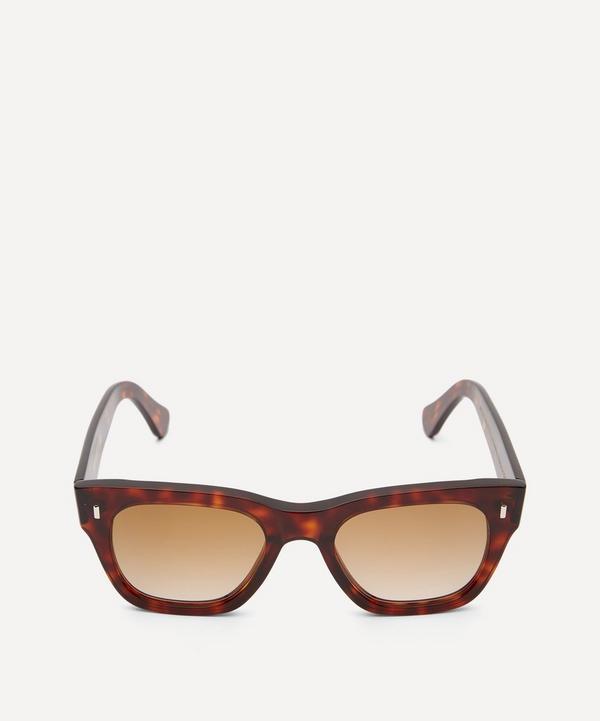 Cutler And Gross - 0772-V2 Square-Frame Sunglasses