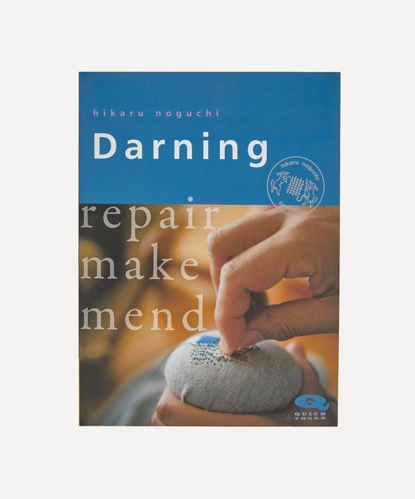 Bookspeed - Darning: Repair, Make, Mend