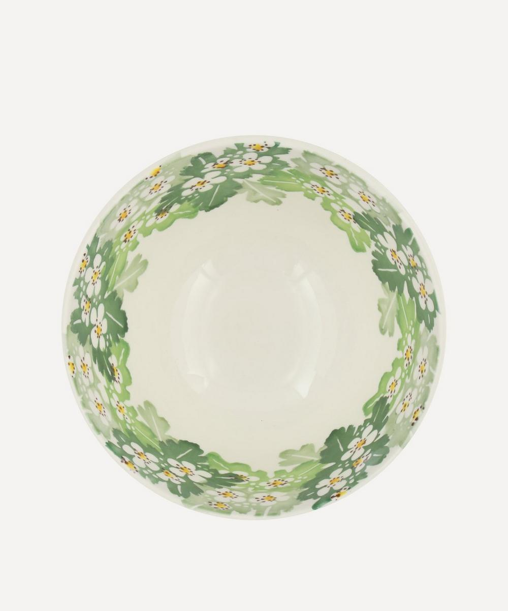 Green Hawthorn Medium Old Bowl