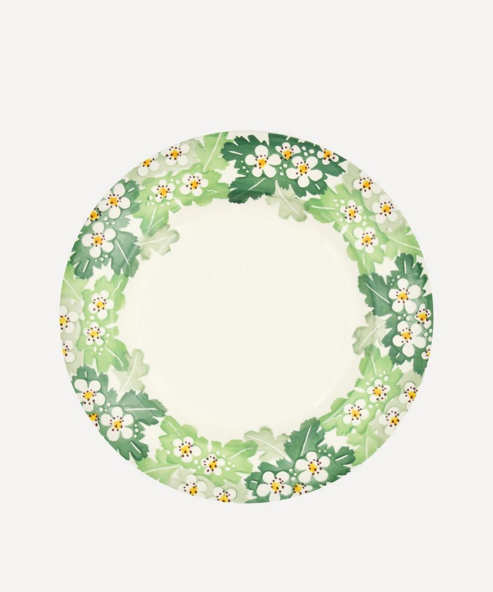Green Hawthorn 8.5 Inch Plate