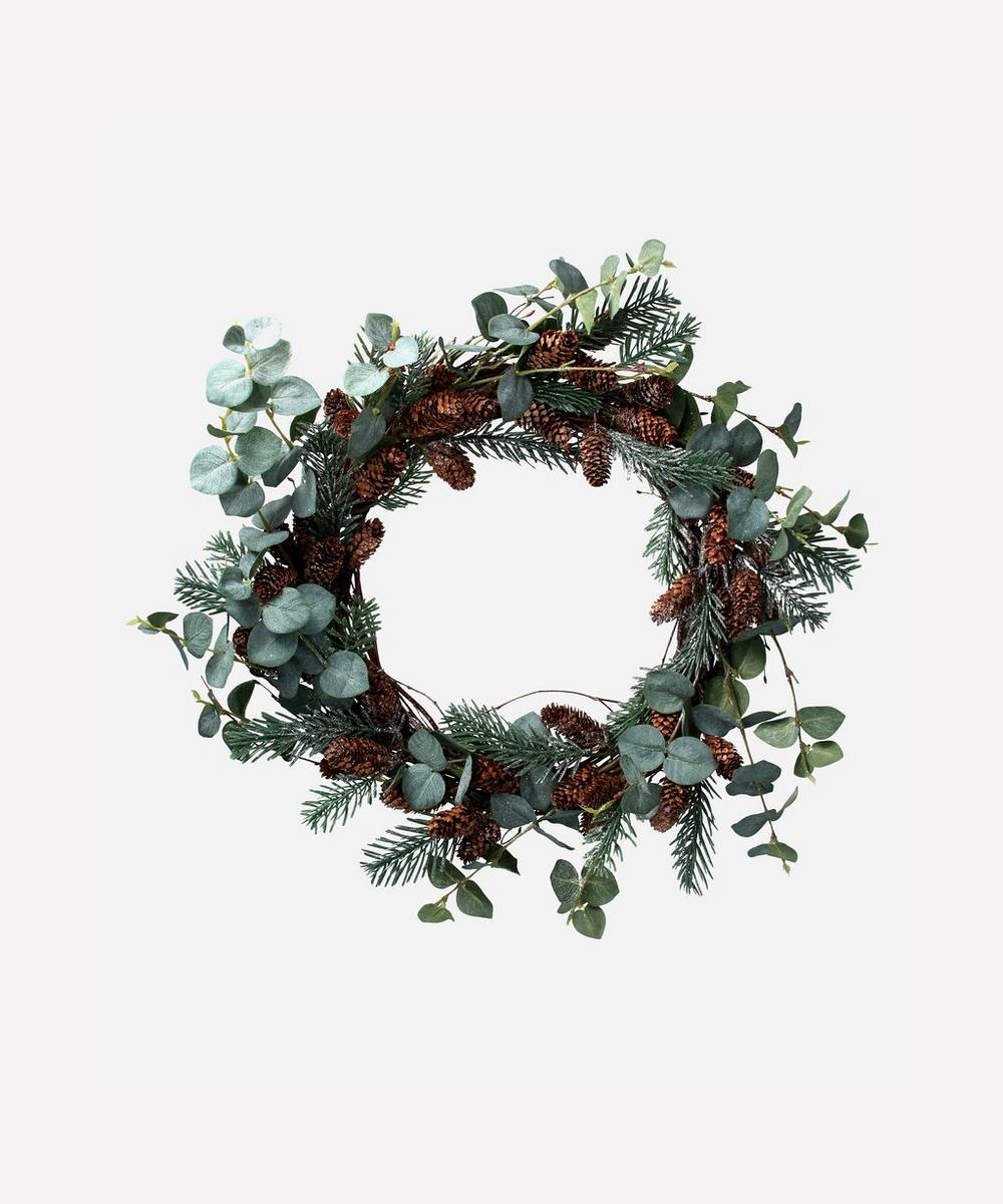 Unspecified - Fir Cone Wreath
