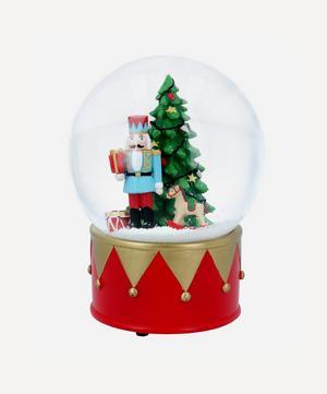 Nutcracker Dome Ornament
