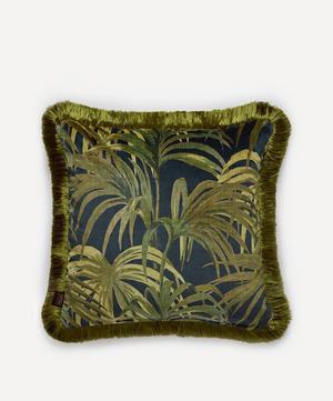 Palmeral Artemis Medium Fringed Cushion