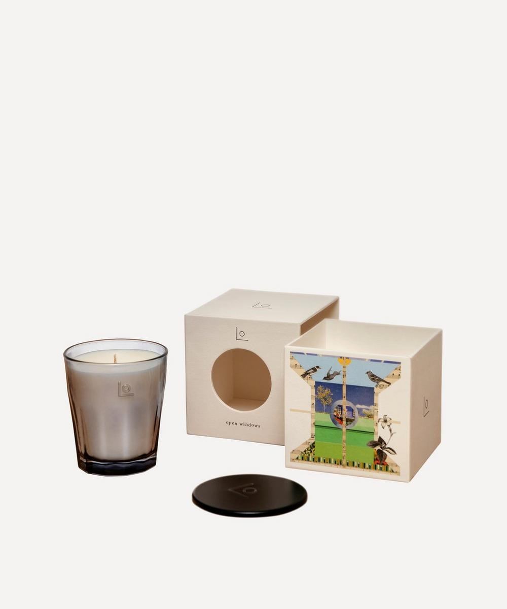 Open Windows Scented Candle 220g