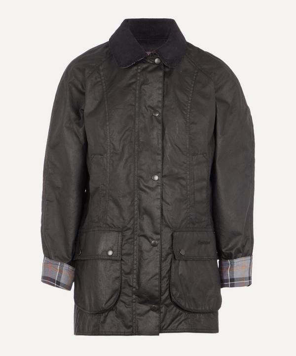Barbour - Beadnell Wax Two-Pocket Jacket