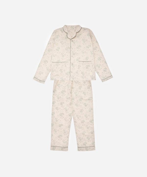 Camomile London - Minako Cornflower Pyjama Set 2-5 Years