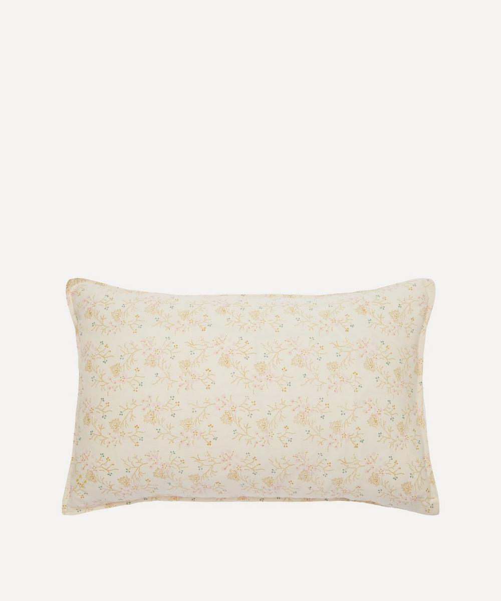 Camomile London - Minako Golden Small Pillowcase