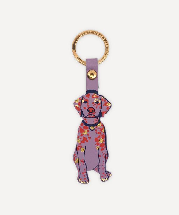 Ark - Dog Leather Key Chain