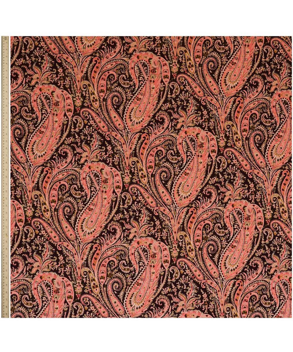 Felix Raison Cotton Velvet in Lacquer