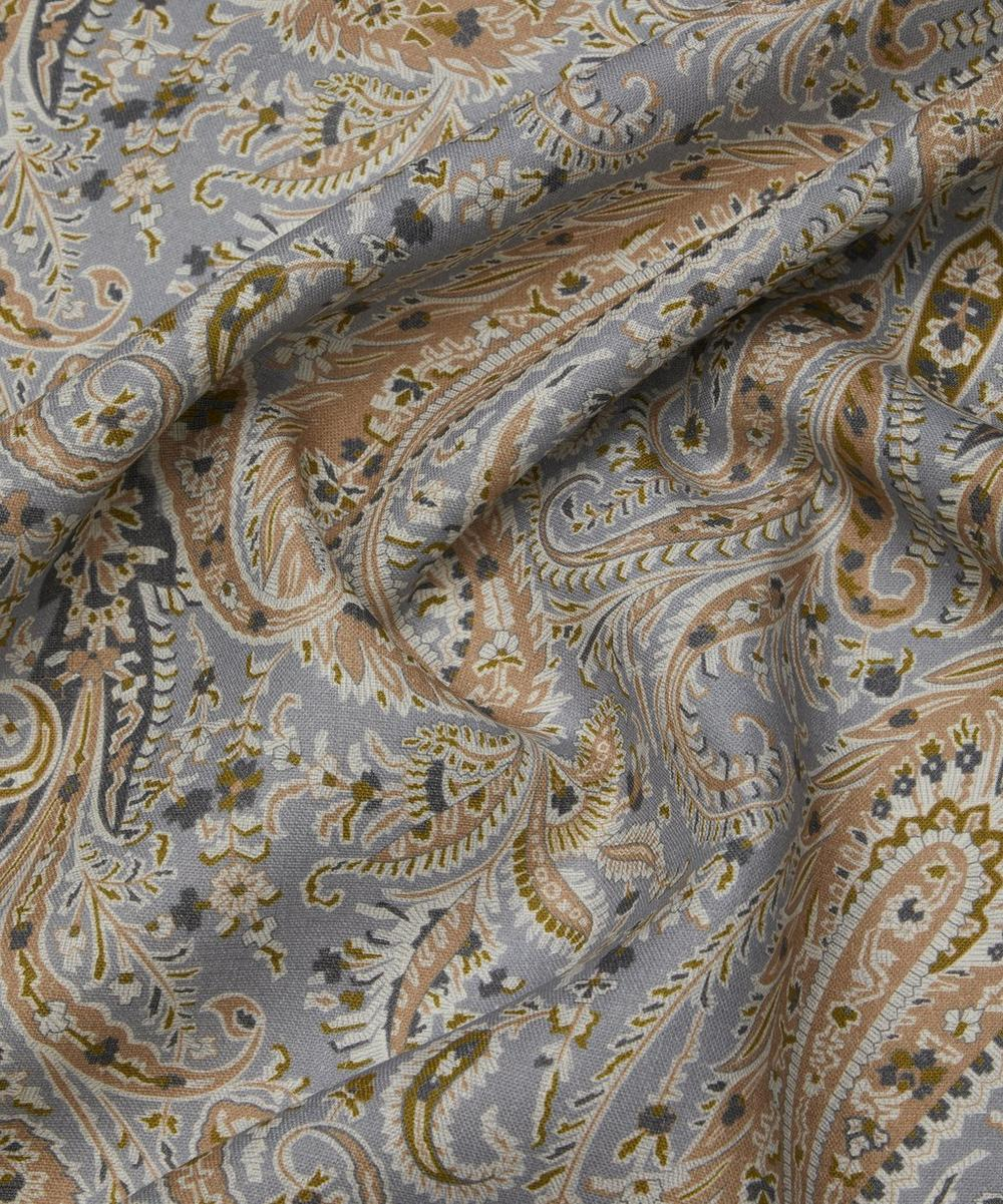 Felix Raison Cotton Velvet in Pewter