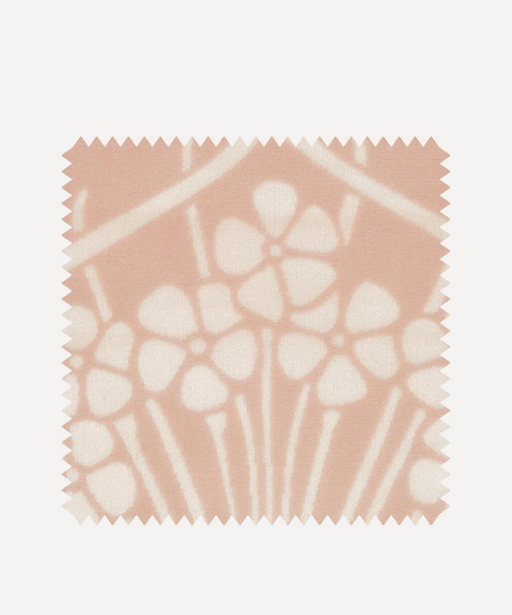 Ianthe Bloom Mono Chiltern Linen in Pewter