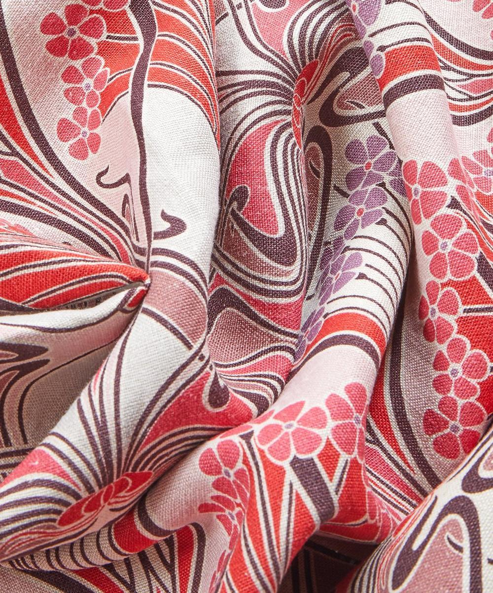 Ianthe Bloom Multi Ladbroke Linen in Lacquer