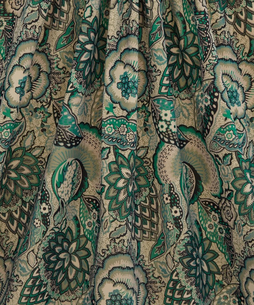 Patricia Cotton Velvet in Jade