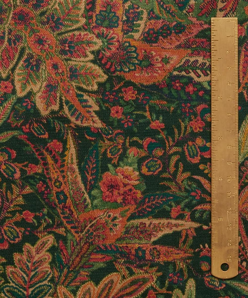Shand Voyage Vintage Velvet in Jade