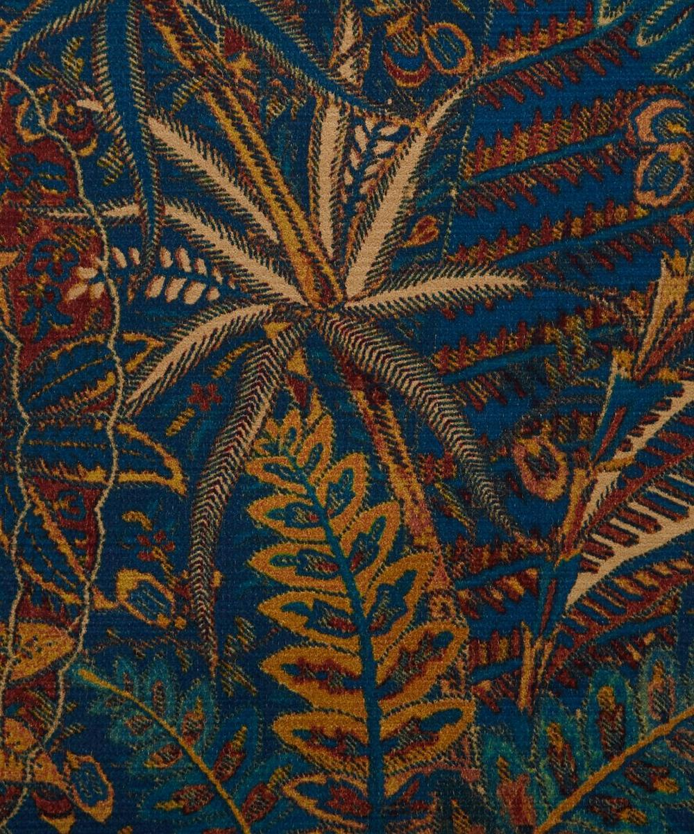 Shand Voyage Vintage Velvet in Lapis