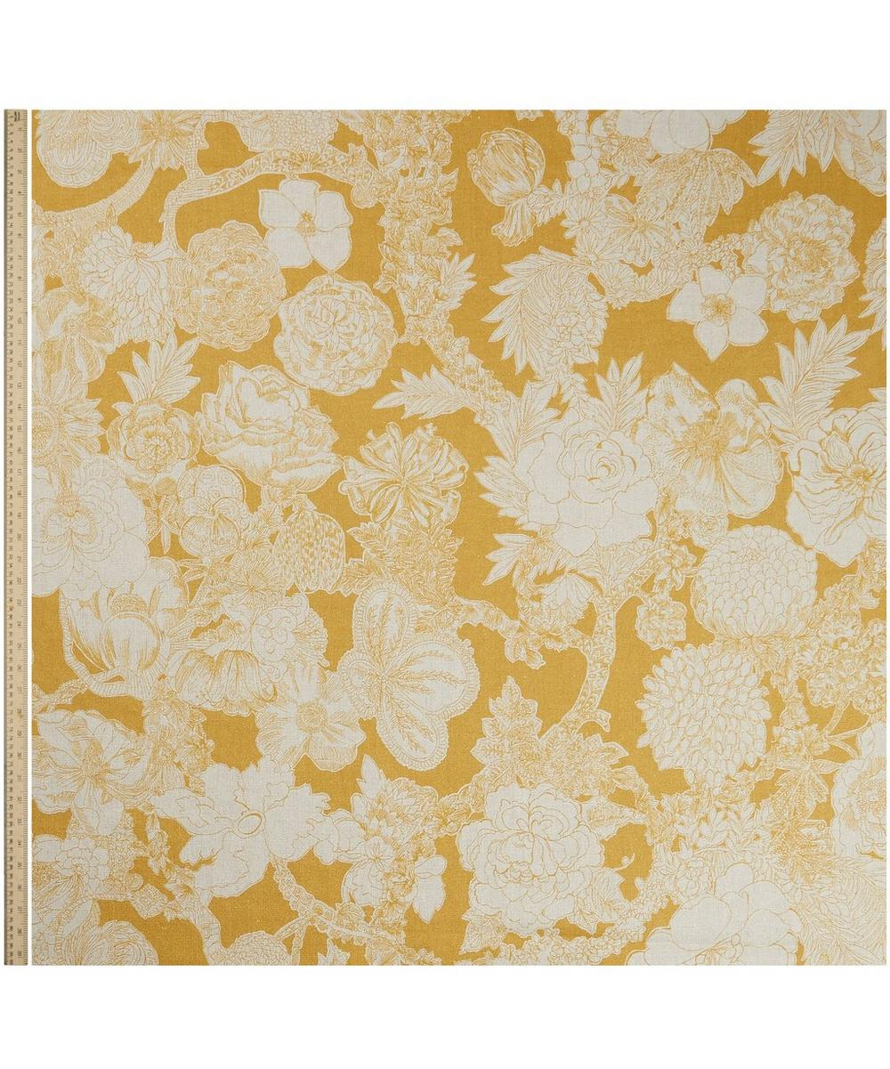Zennor Arbour Ladbroke Linen in Lichen