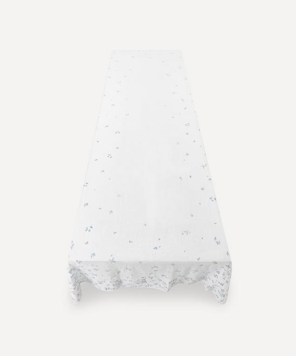 Summerill & Bishop - Bernadette's Falling Flowers Linen Tablecloth