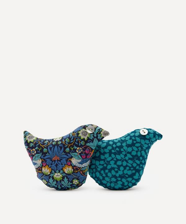 Lime Tree Design - Bird Lavendar Bags Set of Two