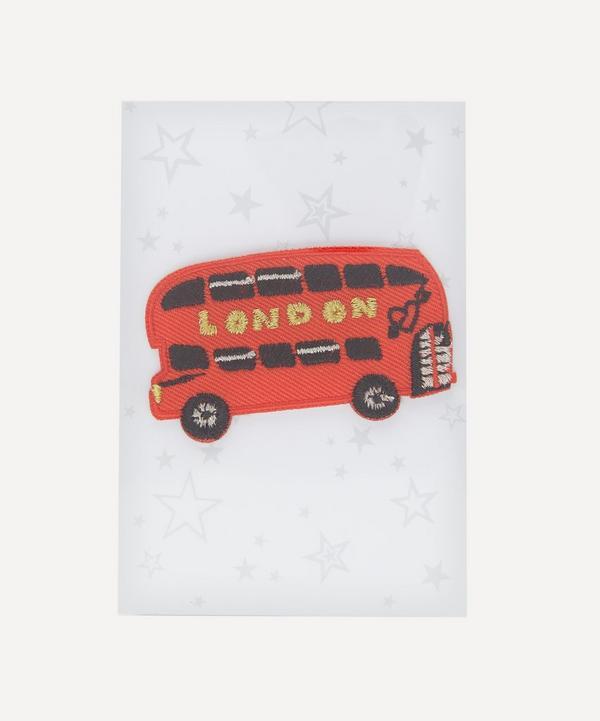 Petra Boase - London Bus Iron-On Patch