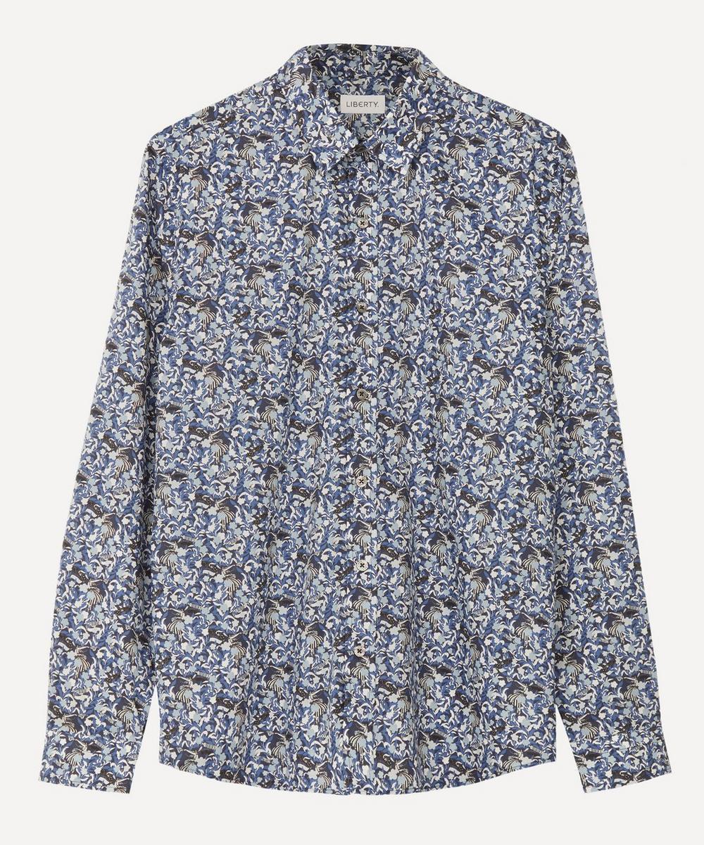 Liberty - My Cherie Tana Lawn™ Cotton Casual Classic Slim Fit Shirt